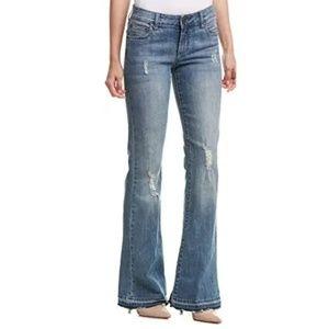 Kut from the Kloth Elena Super Flare Leg Jeans